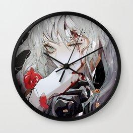 Arknights Lappland Wall Clock