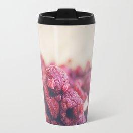 174 - Rasperries Travel Mug