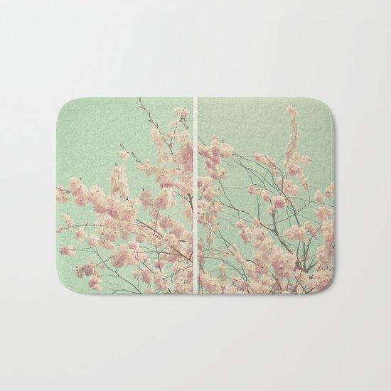 Blossom Diptych Bath Mat