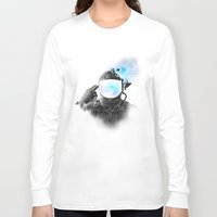 big bang Long Sleeve T-shirts featuring Big Bang by angrymonk