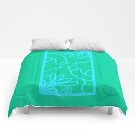 Woodland Penis Comforters