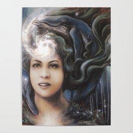 Mermaid's Reverie Poster