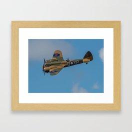 Bristol Blenheim Mk.1 Framed Art Print