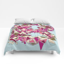 Letter B Comforters