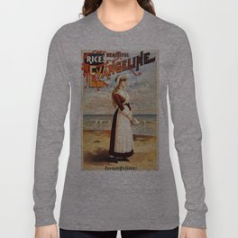 Rice's Beautiful Evangeline Long Sleeve T-shirt