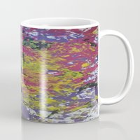 cosmos Mugs featuring Cosmos by Cătălina Drăgulin