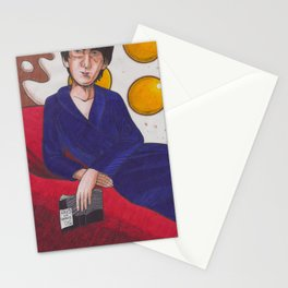 Fifty Shades Of Fried Eggs Stationery Cards