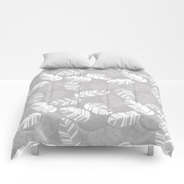 Tropical pattern 018 Comforters