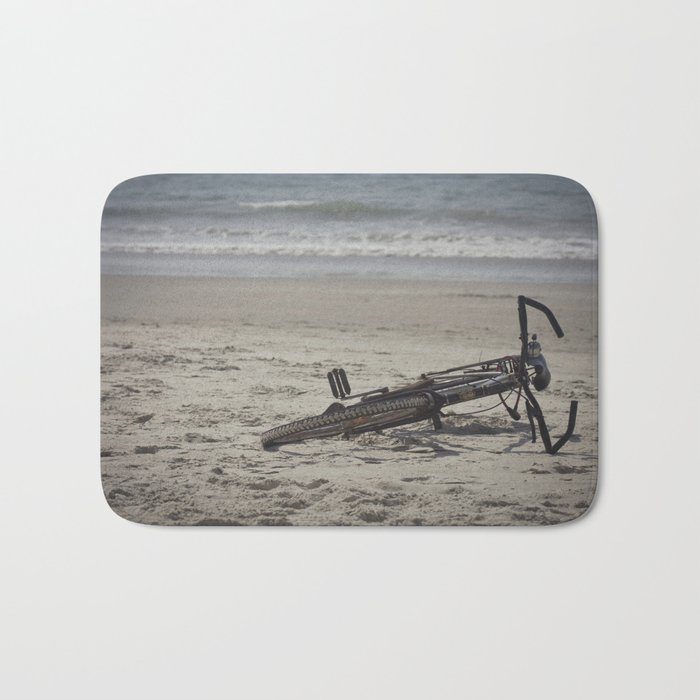 Lost Bicycle Bath Mat