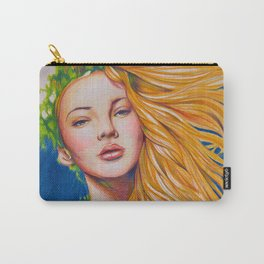 Queen of nature (Night) Carry-All Pouch