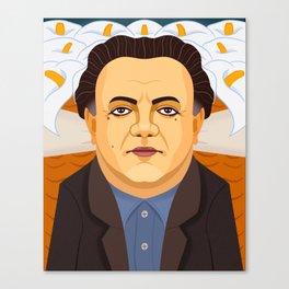 Diego Rivera Canvas Print