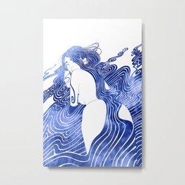 Halimede Metal Print