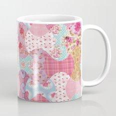 Apple core flowers Mug