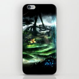 Metroid Metal: Tallon Overworld- Where it All Begins iPhone Skin