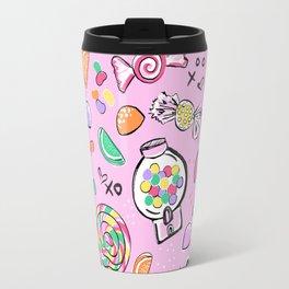 Cute Little Candies Travel Mug