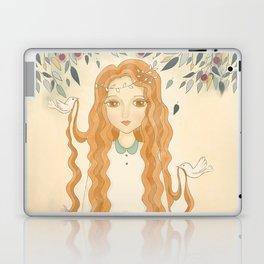 Queen Jodha Laptop & iPad Skin