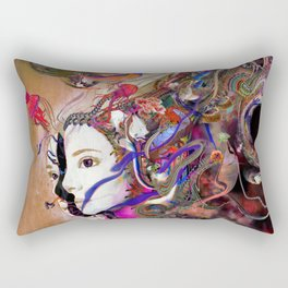 Microportal Rectangular Pillow
