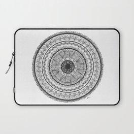 Zendala - Zentangle®-Inspired Art - ZIA 15 Laptop Sleeve