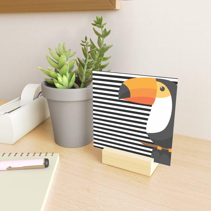TOUCAN tropical toucans Mini Art Print