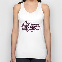 regular show Tank Tops featuring Regular Show by Diseños Fofo