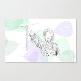 Suffragette 2 Canvas Print