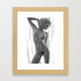 S26 Framed Art Print