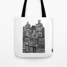Castle Infinitus Tote Bag