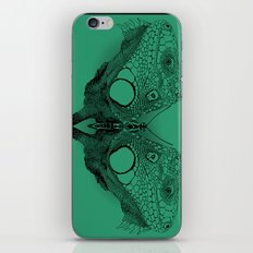 Winged Beauty iPhone & iPod Skin
