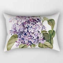 Lilac Branch Rectangular Pillow