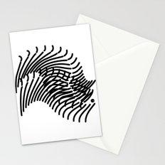 Zebra Sonnet Stationery Cards