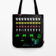 They have their version! Tote Bag