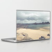 holiday Laptop & iPad Skins featuring Holiday by Skye Cascadea