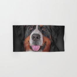 Bernese Mountain Dog 2 Hand & Bath Towel