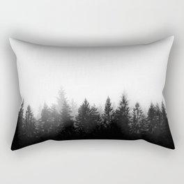 Scandinavian Forest Rectangular Pillow