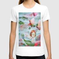 siren T-shirts featuring SIREN by Lauraballa StudioArte