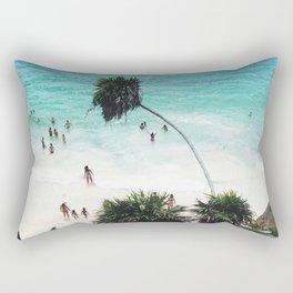 Playa Paraiso Rectangular Pillow