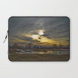 The lake Laptop Sleeve