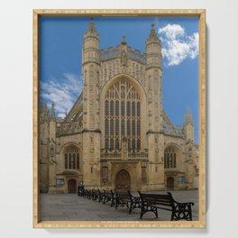 Bath Abbey Serving Tray