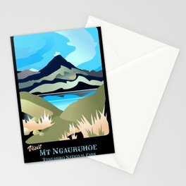 Tama Lakes Magic Stationery Cards