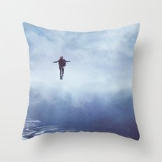 Spirit of Contemplation Throw Pillow