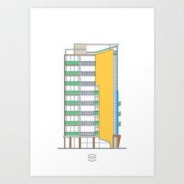 CCS_RoyalCastle Art Print