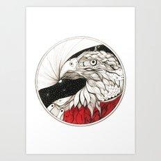 FALCO Art Print
