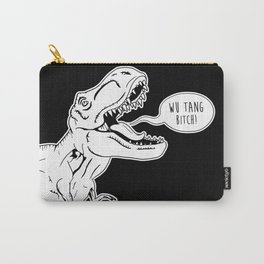 Wu Tang Bitch T-Rex Carry-All Pouch