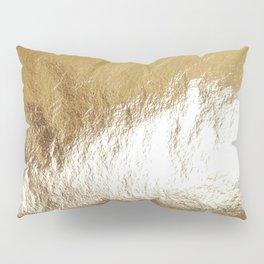 Gold Foil Pillow Sham