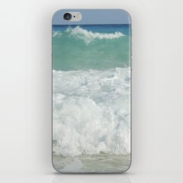 Carribean sea 9 iPhone Skin