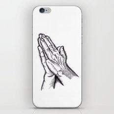No forgiveness iPhone & iPod Skin
