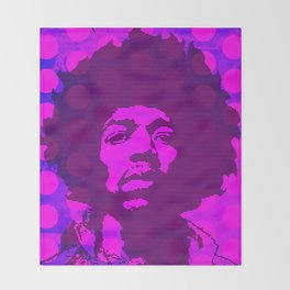 JIMI0302 Throw Blanket