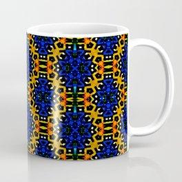 Abstract Piano Mash Coffee Mug