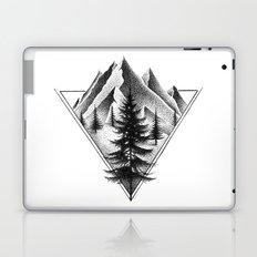 NORTHERN MOUNTAINS II Laptop & iPad Skin