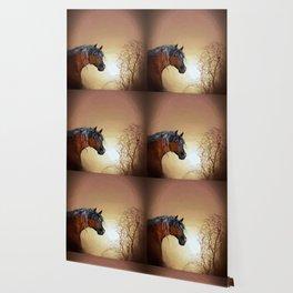 HORSE - Misty Wallpaper